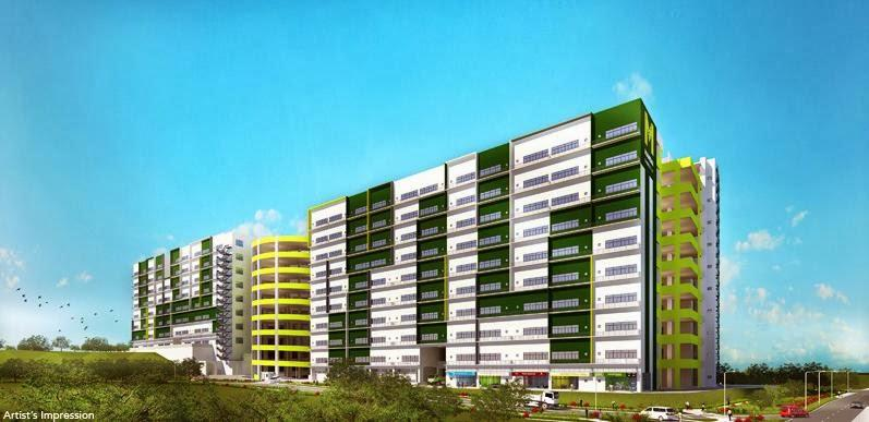 Multi-user ramp up food industrial development at Mandai Link