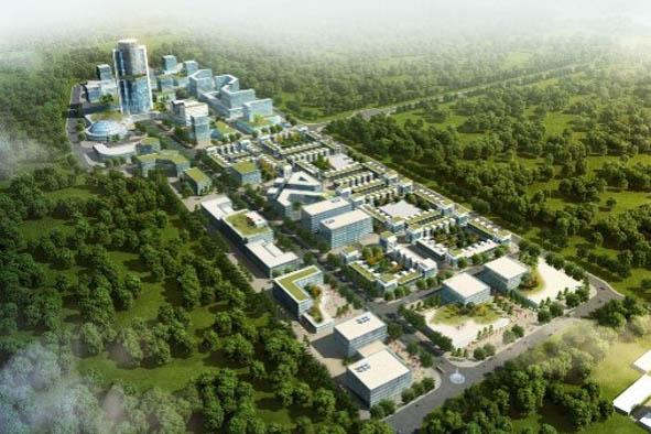 Master plan for Viientiane Nelamit Dongphosy Specific Economic Zone, Vientiane, Laos